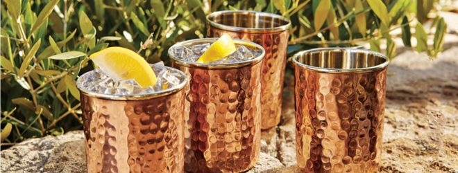 Is drinking from copper healthy?